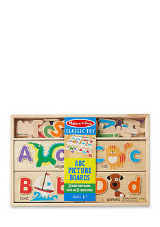 Melissa & Doug® ABC Picture Boards