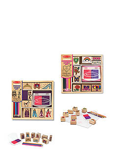 Melissa & Doug® Stamp Set Bundle