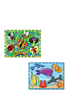 Melissa & Doug® Chunky Bundle- Sea Life & Insects