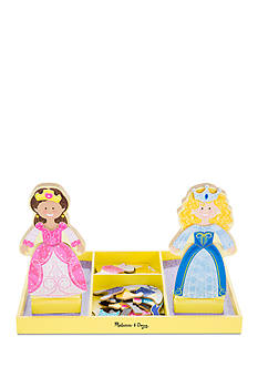 Melissa & Doug® Princess Play- Magnetic Dress Up