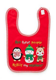 Nursery Rhyme Relative Bib