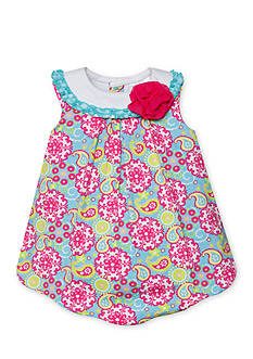 Nursery Rhyme® Paisley Bubble Romper