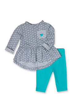 Nursery Rhyme Dot Sweater Set Infant/Baby Girls