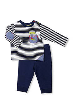 Nursery Rhyme Striped Raccoon Set Infant/Baby Boys