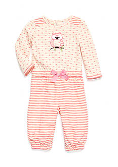 Nursery Rhyme® Owl Jumpsuit
