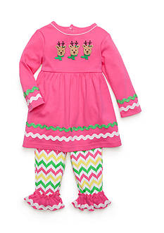 Nursery Rhyme 2-Piece Holiday Set
