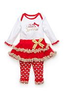 Nursery Rhyme® 3-Piece Holiday Set
