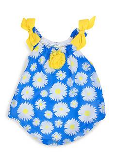 Nursery Rhyme Daisy Bubble Dress