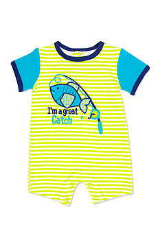 Nursery Rhyme® Fish Romper