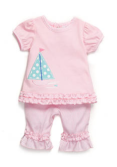 Nursery Rhyme® 2-Piece Boat Pants Set