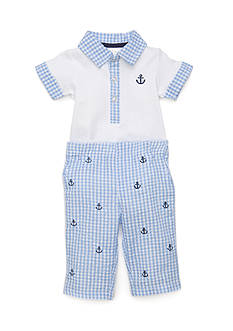 Nursery Rhyme® 2-Piece Bodysuit and Pant Set