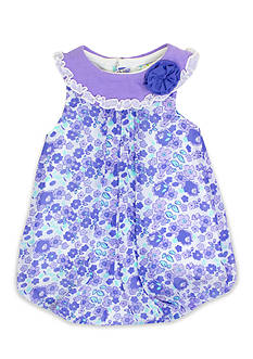 Nursery Rhyme® Flower Bubble Dress