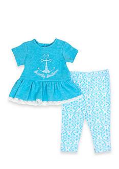 Nursery Rhyme 2-Piece Top and Pant Set