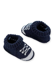 Carter's® Sneaker Cable Knit Bootie
