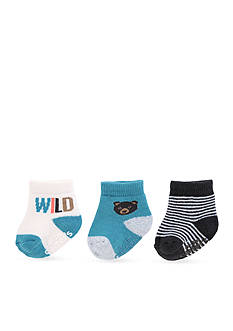 Carter's® 3-Pack Happy Camper Socks