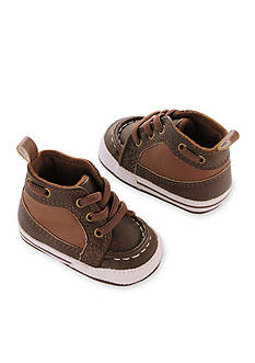 Carter's® Baby Boy Brown Boat Shoes