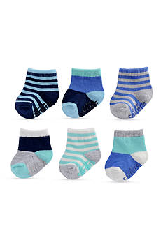 Carter's® 6 Pack Stripe Socks