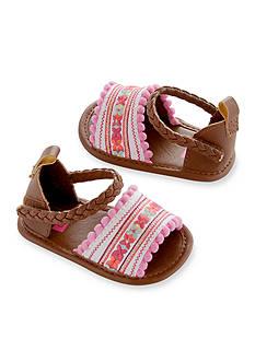 Carter's Embellished Strap Sandals