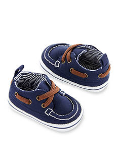 Carter's Navy Boat Shoes