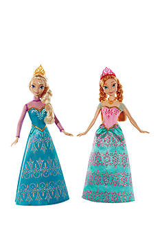 Mattel Disney Frozen Royal Sisters Dolls