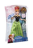Disney Princess™ Frozen Anna Singing Doll