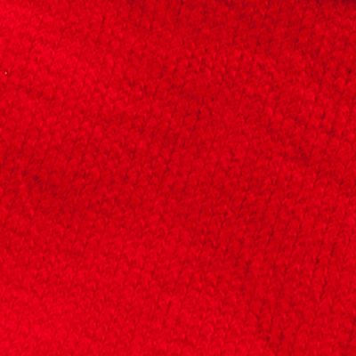 Inexpensive Baby Gifts: Red Nursery Rhyme Pima Cotton Solid Color Tight