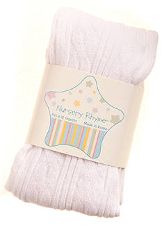 Nursery Rhyme Cable Knit Tights