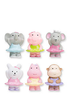 Elegant Baby Animal Ballet Bath Toy Set