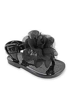 Nursery Rhyme Flower Jelly Sandal