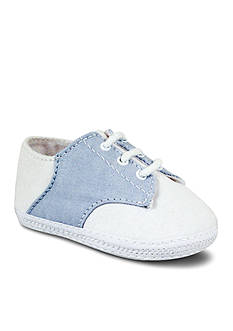 Nursery Rhyme® White Saddle Oxford Infants