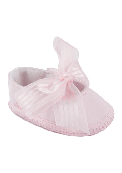 Nursery Rhyme® Pink Ballet Slipper