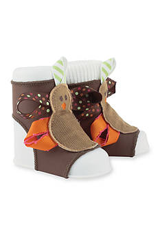 Nursery Rhyme® Turkey Bootie