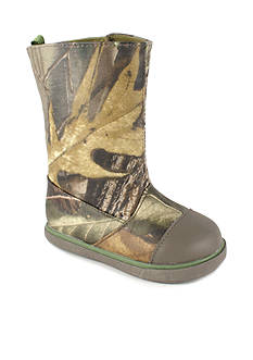 Nursery Rhyme® Camo Walking Boot