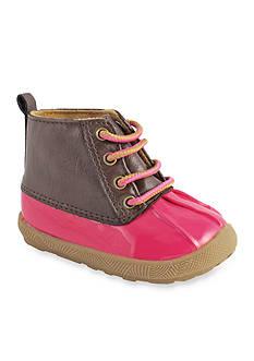 Nursery Rhyme Duck Rain Boot Baby Girls