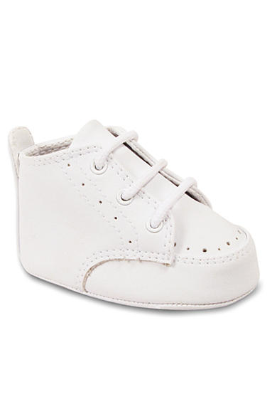 Nursery Rhyme® White Hi-Top Shoe