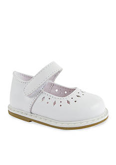Nursery Rhyme® Leather Eyelet Mary Jane