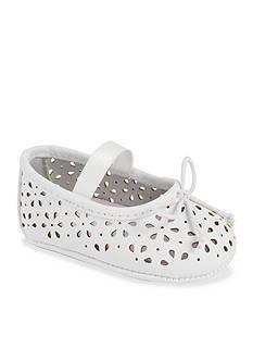 Nursery Rhyme Eyelet Ballet Shoe