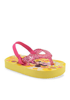 Nursery Rhyme® Pink Princess Flip Flop Shoe