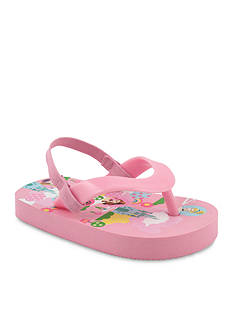 Nursery Rhyme® Pink Princess Flip Flop