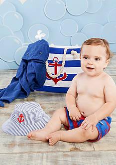 Baby Aspen™ Fun In The Sun Four-Piece Nautical Gift Set