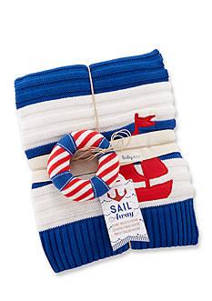 Baby Aspen™ Sali Away Blanket With Rattle