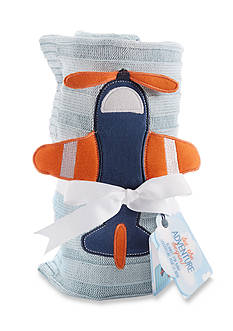 Baby Aspen™ Let The Adventure Begin Knit Blanket