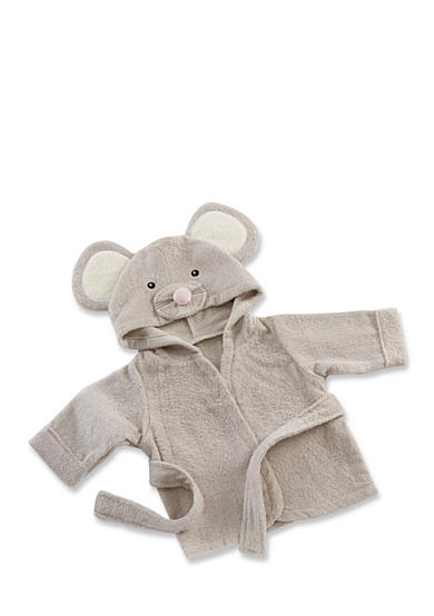 Baby Aspen™ Squeaky Clean Mouse Hooded Spa Robe