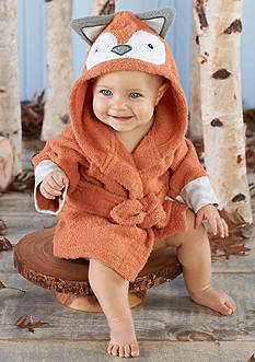 Baby Aspen™ Rub-A-Dub Fox In The Tub Hooded Spa Robe