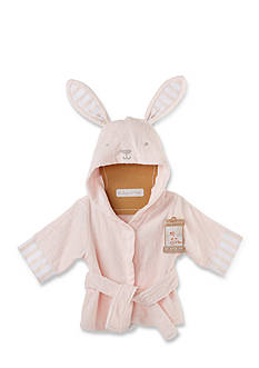 Baby Aspen™ Baby's Bath Time Bunny Hooded Spa Robe