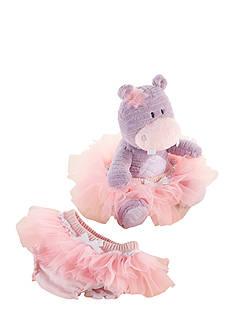 Baby Aspen™ Lady Lulu And Baby's Tutu Plush Plus Bloomer For Baby