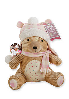 Baby Aspen™ Claire The Bear Plus Hat For Baby Gift Set