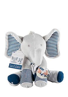 Baby Aspen™ Louie the Elephant Plus 3 Pairs of Socks Set