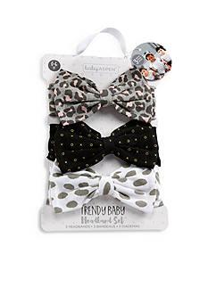 Baby Aspen™ 3-Piece Trendy Baby Headbands Set