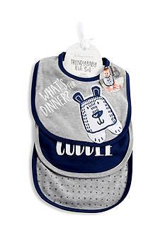 Baby Aspen™ Trendy Baby 3-Piece Bib Gift Set